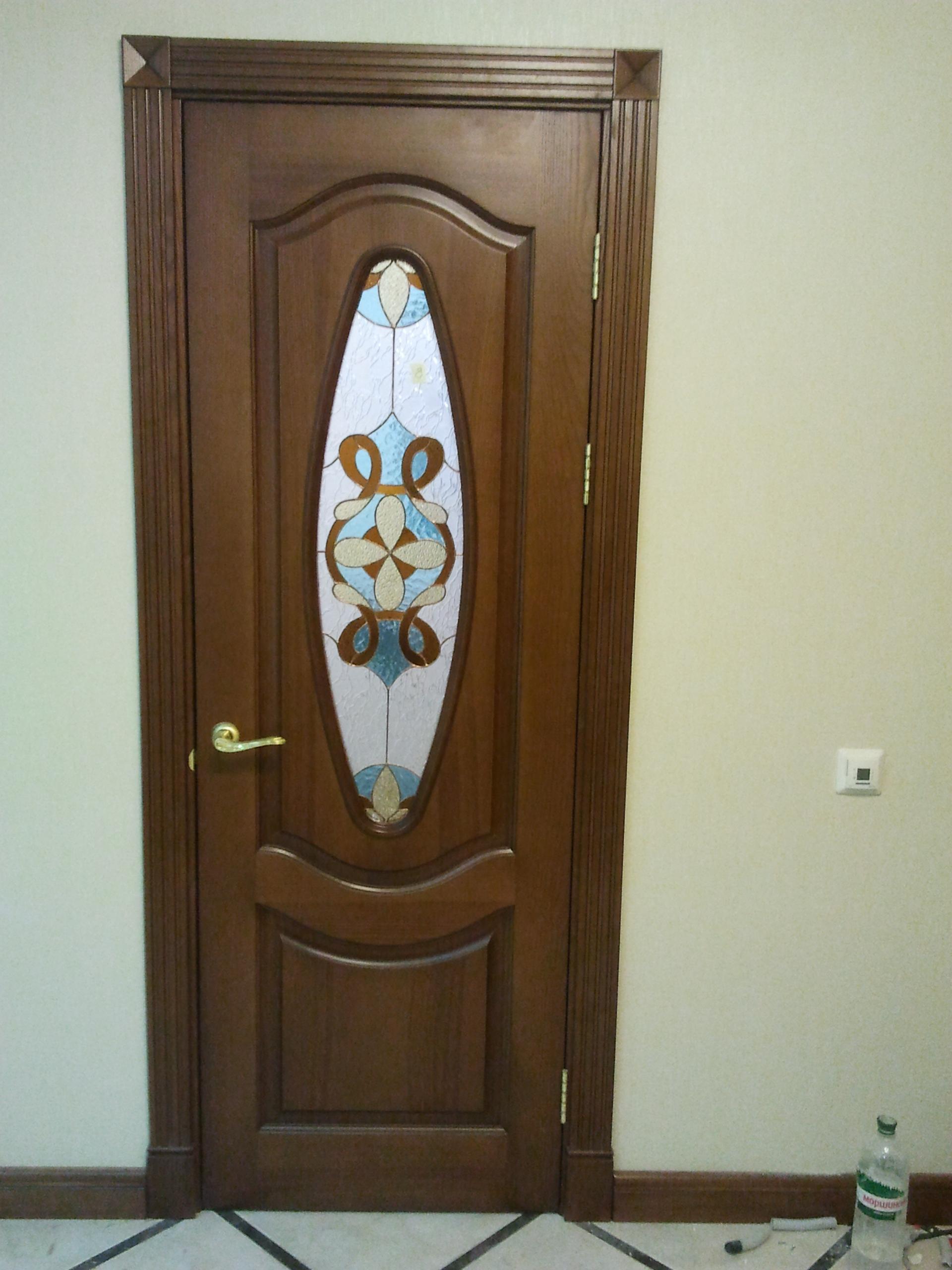 Двери  массив древесины - фото 14