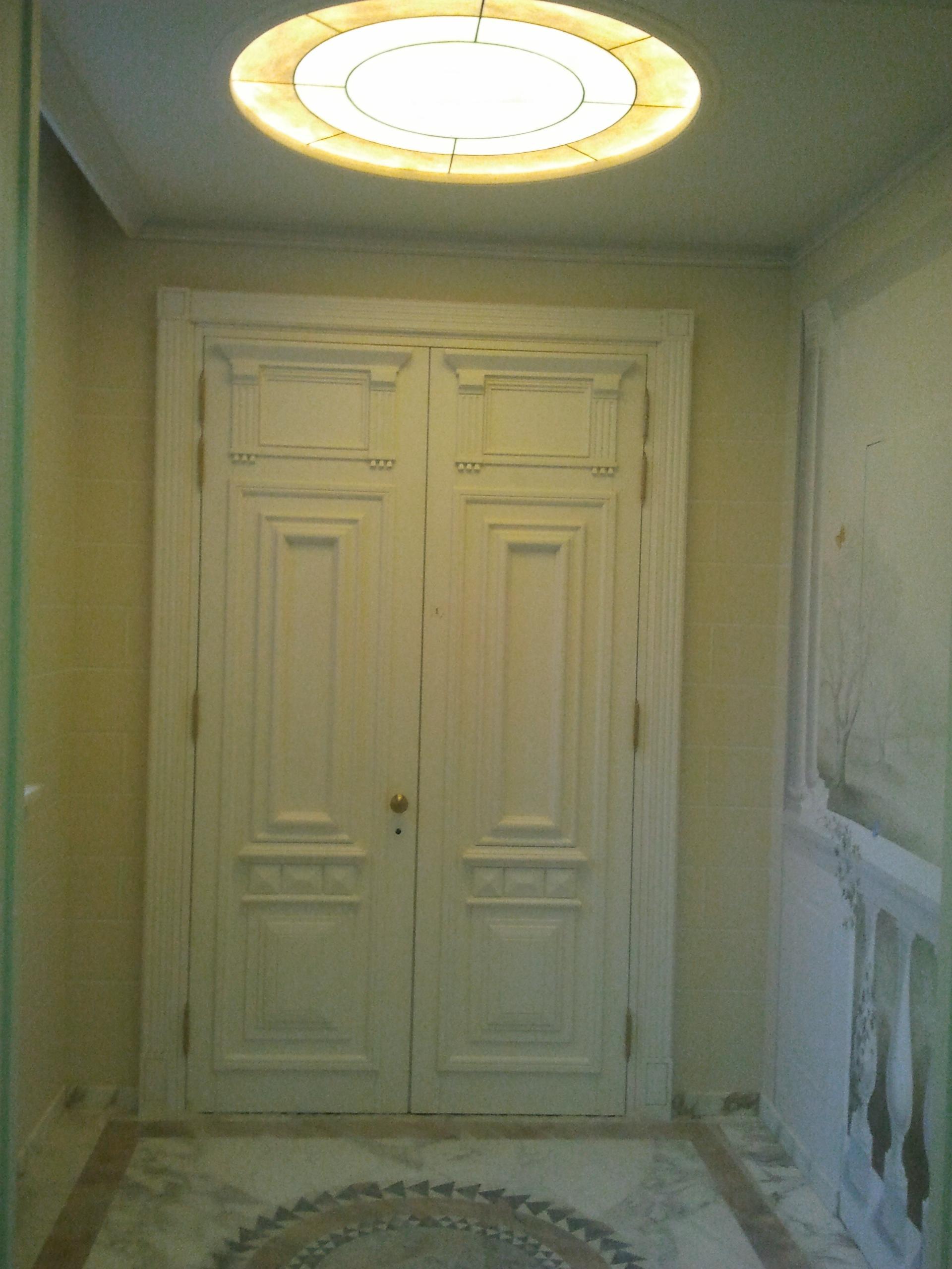 Двери  массив древесины - фото 8