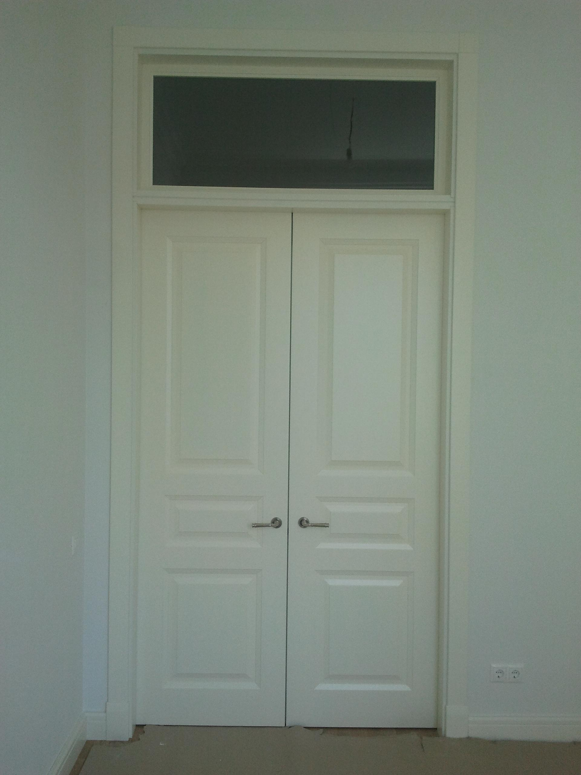 Двери  массив древесины - фото 15
