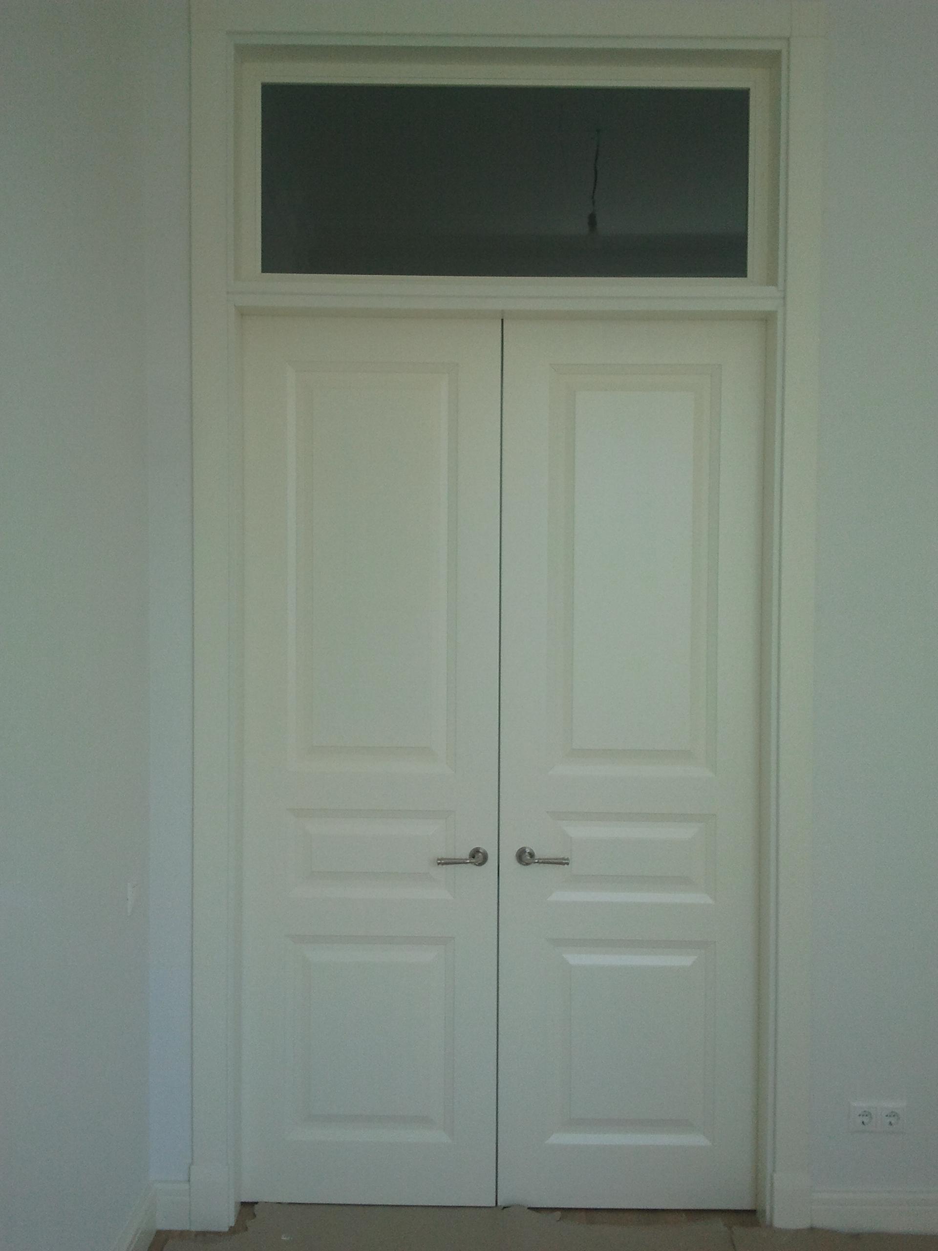 Двери  массив древесины - фото 16