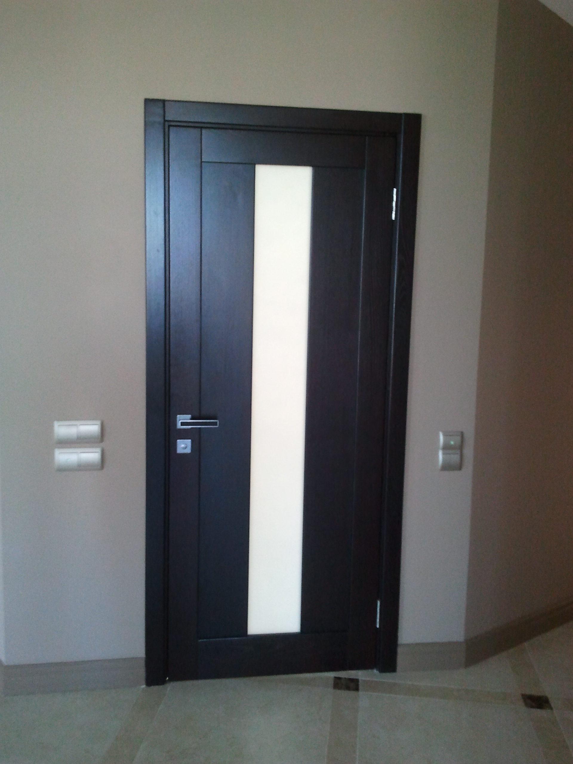 Двери  массив древесины - фото 17