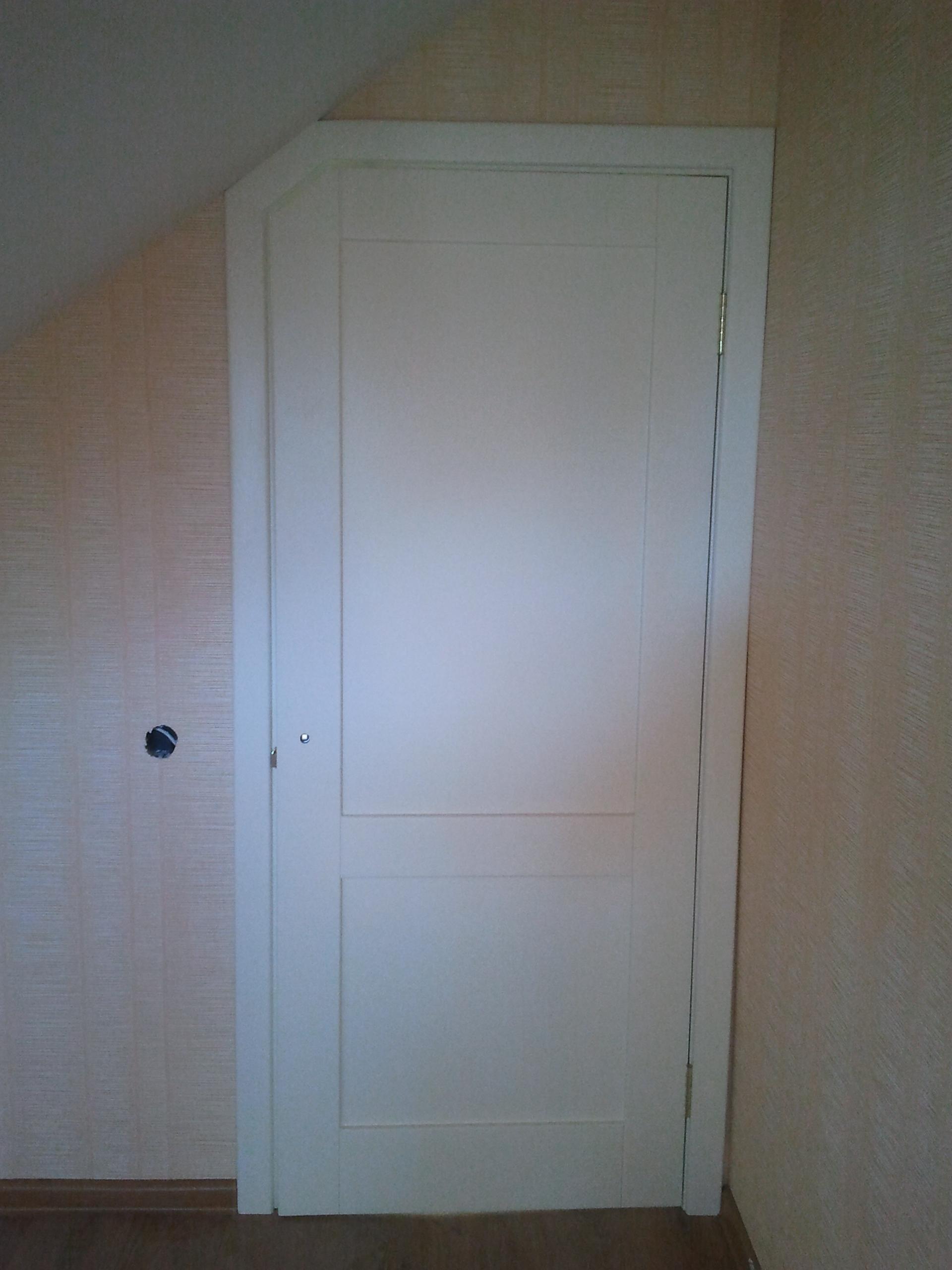 Двери МДФ (каркас дерево) - фото 10