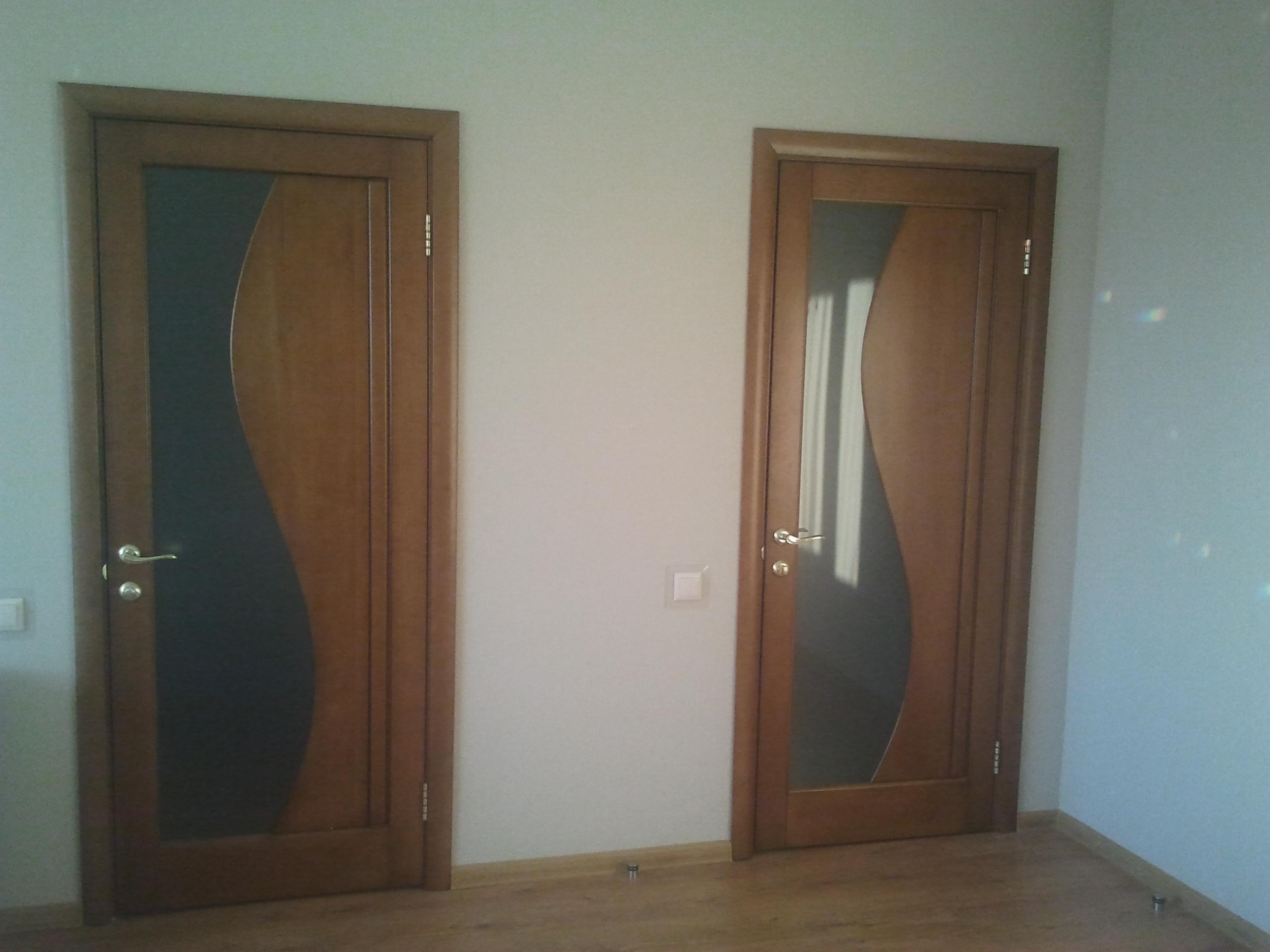 Двери  массив древесины - фото 22
