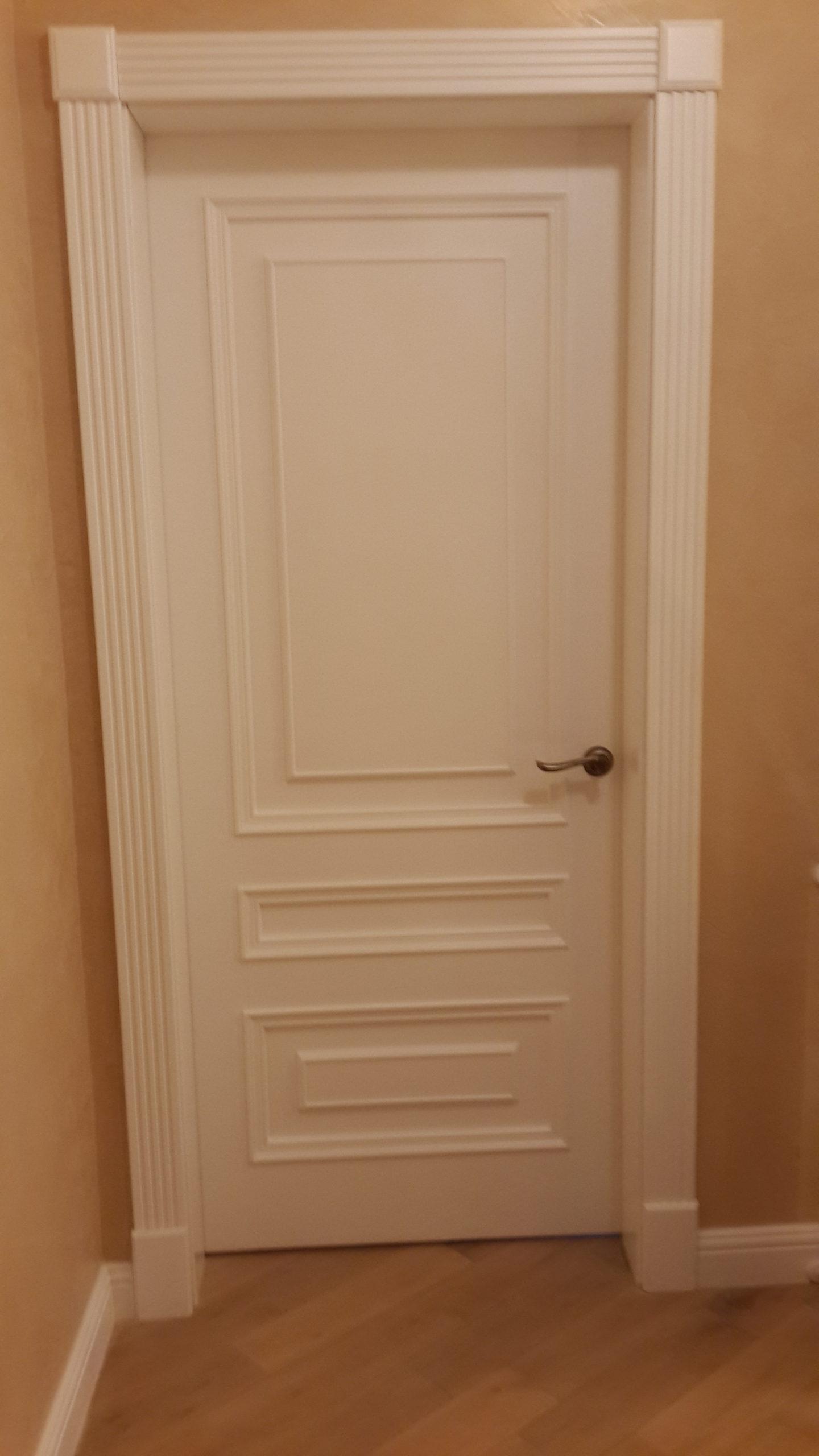 Двери  массив древесины - фото 23