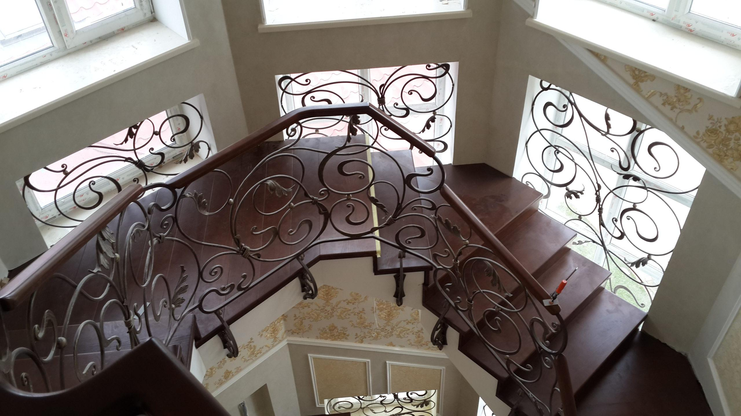 Лестница - фото 13