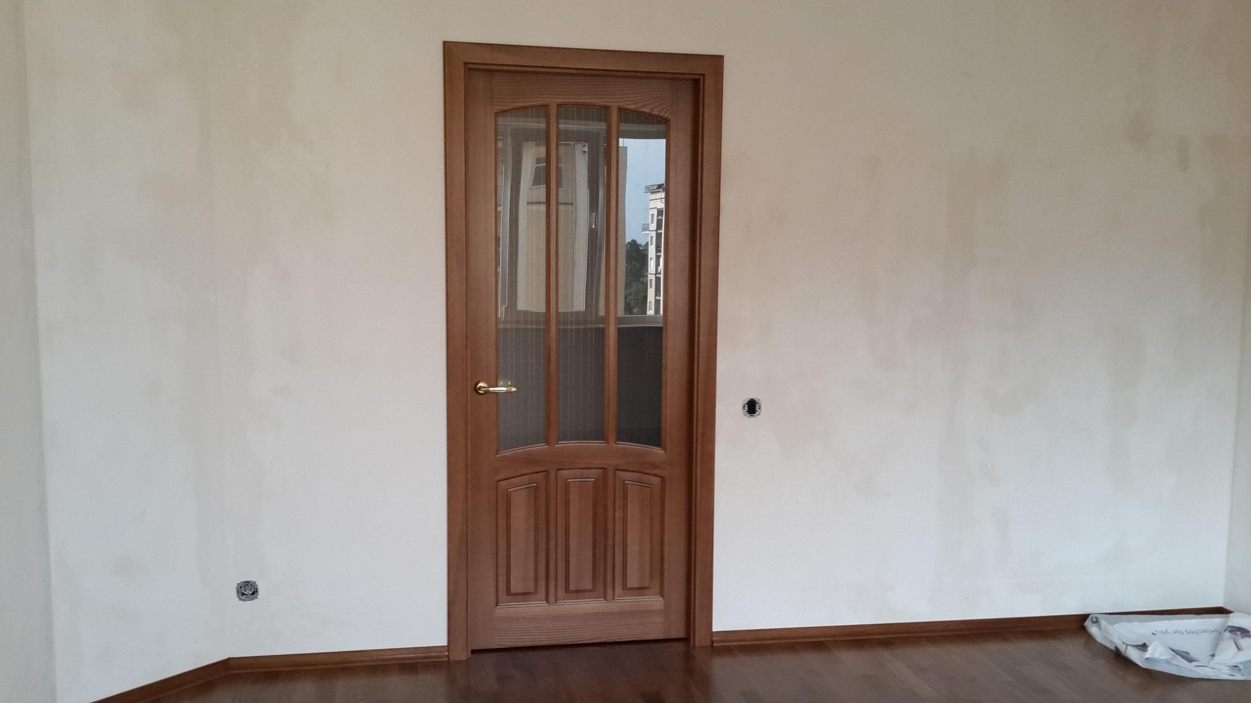 Двери  массив древесины - фото 25