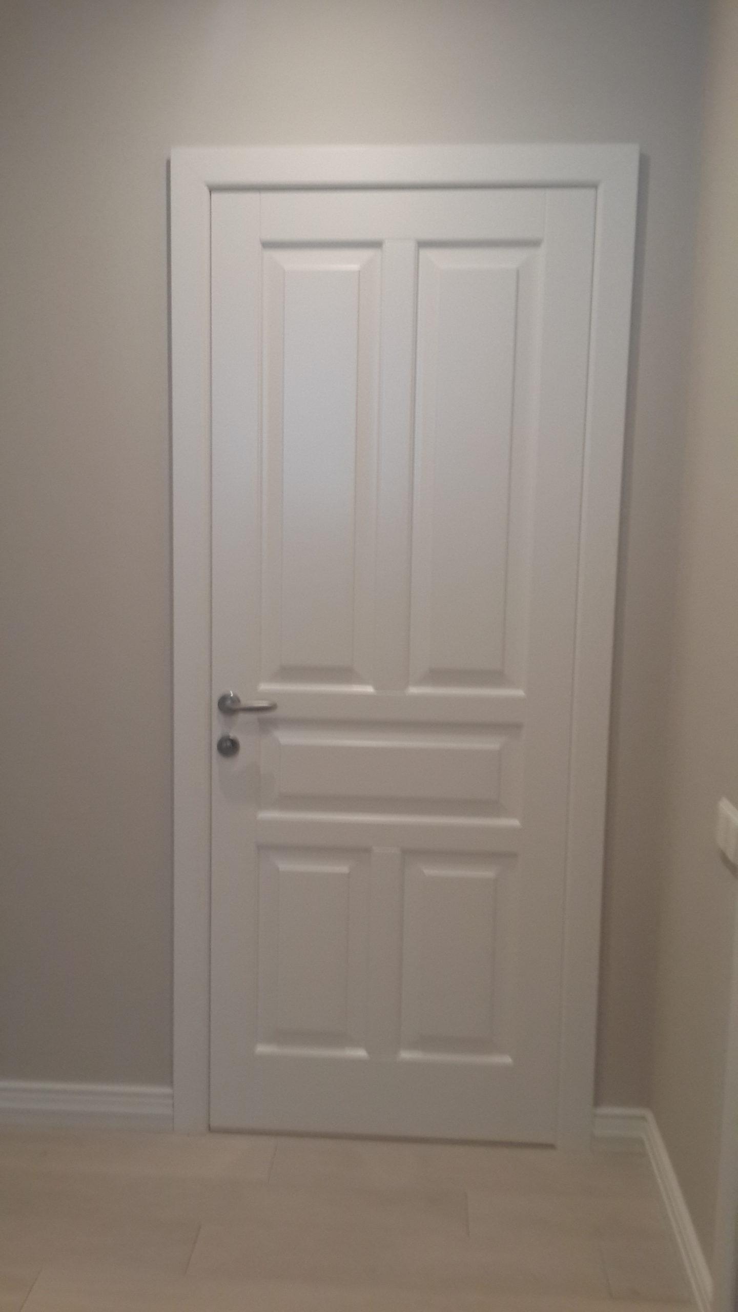 Двери  массив древесины - фото 27