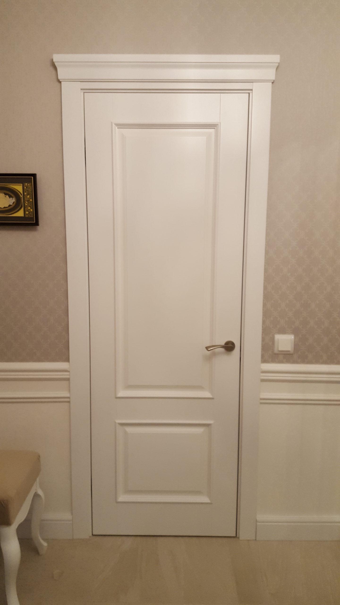Двери  массив древесины - фото 4