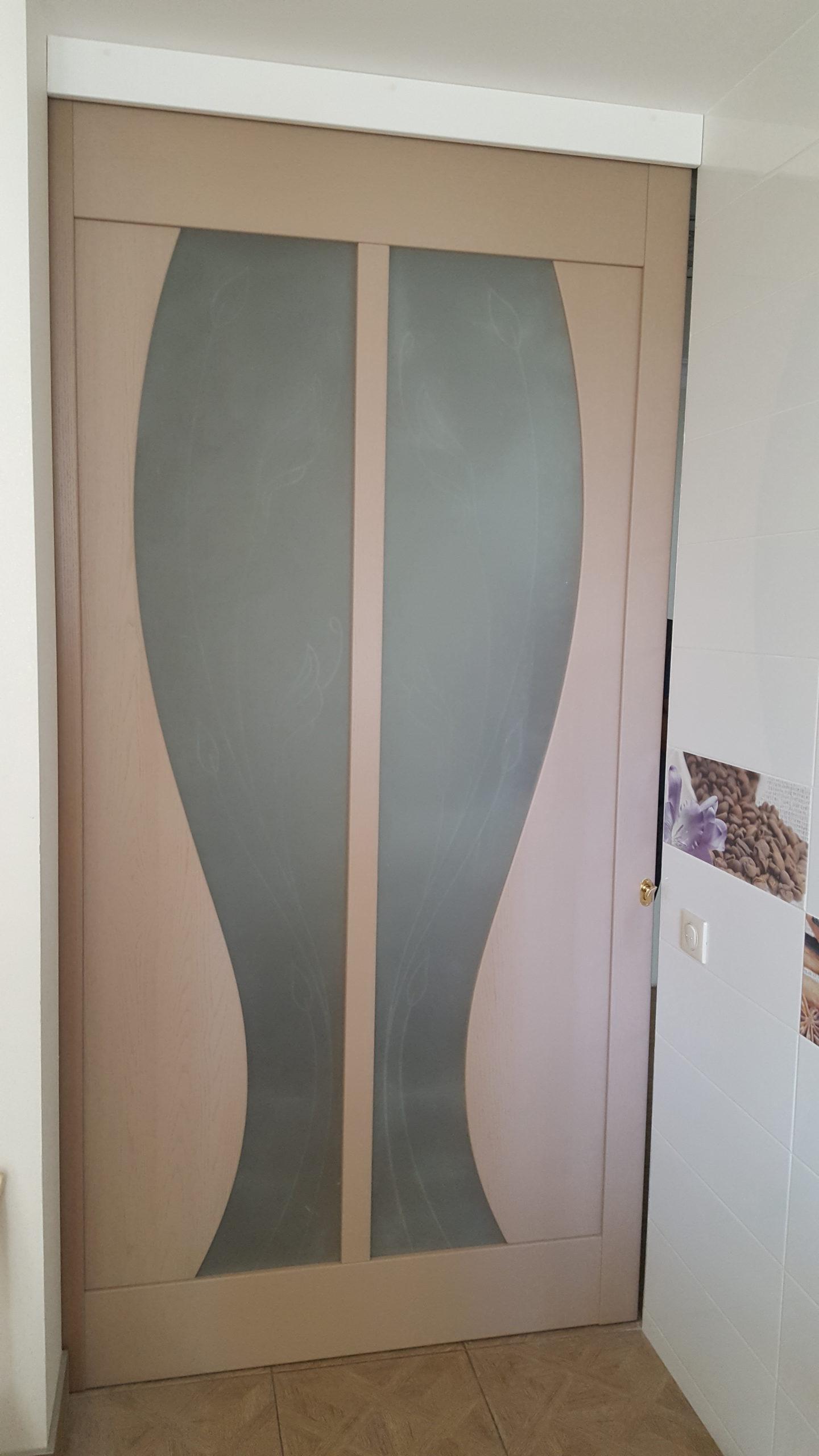 Двери  массив древесины - фото 30