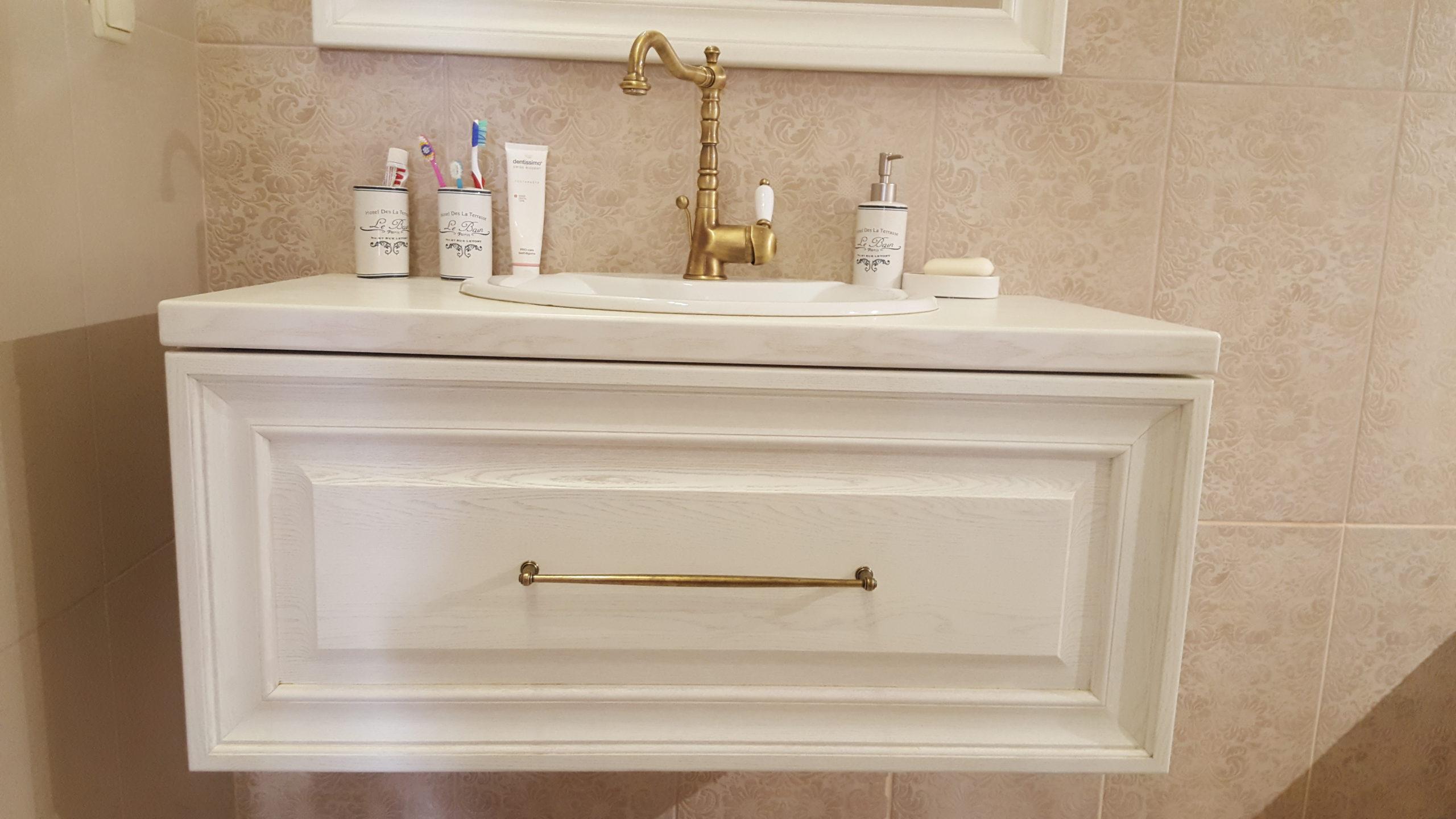 Мебель для ванной - фото 4