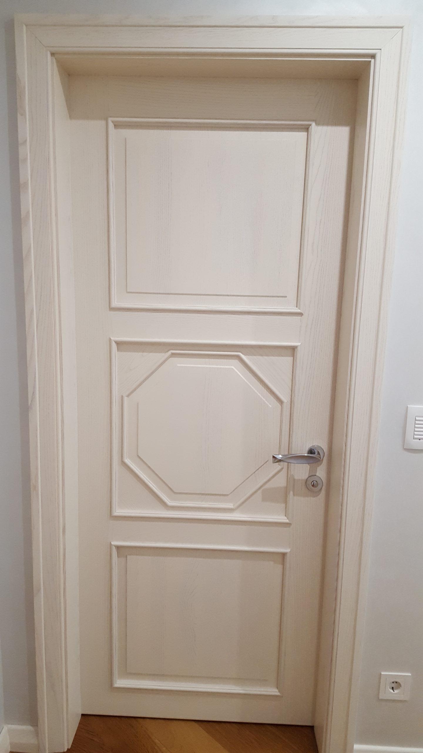 Двери  массив древесины - фото 32