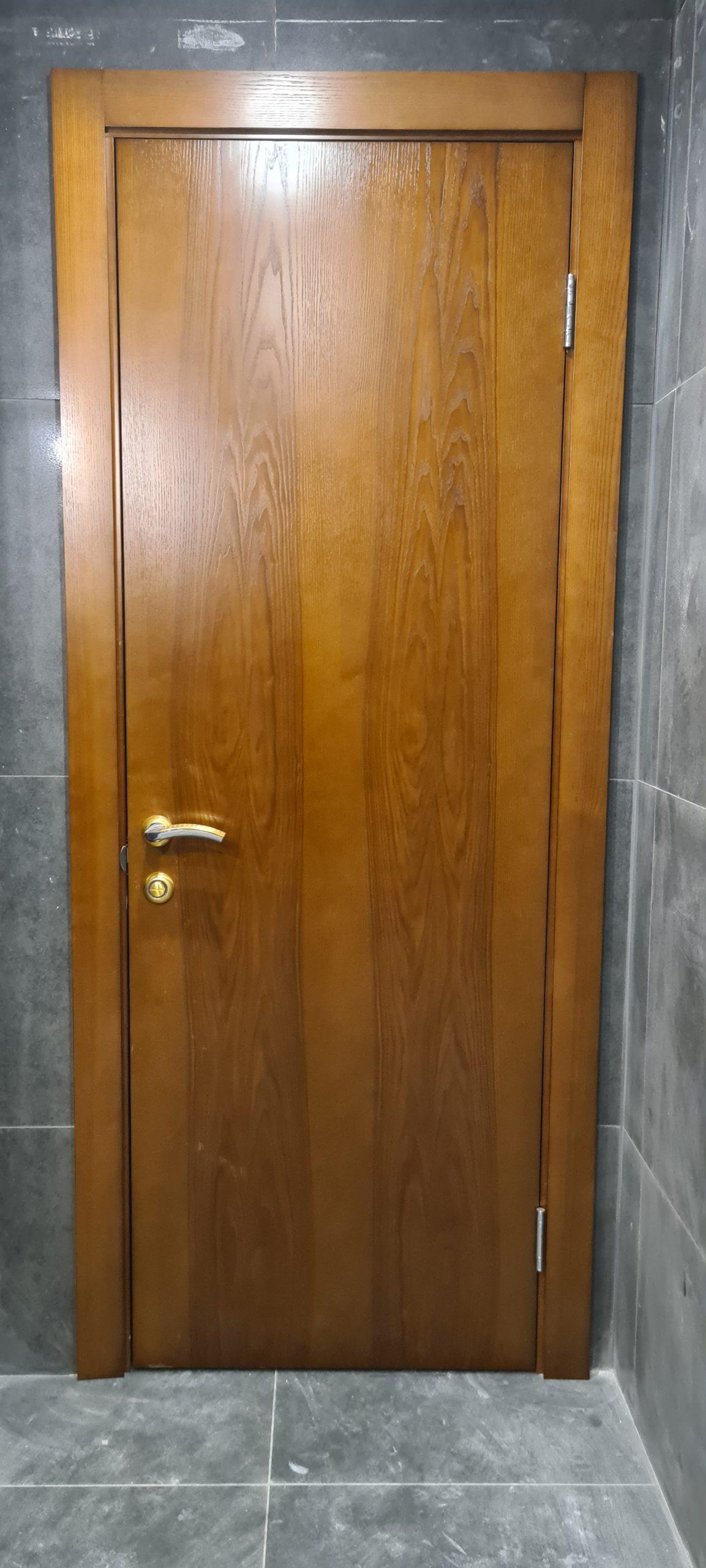 Двери  массив древесины - фото 36