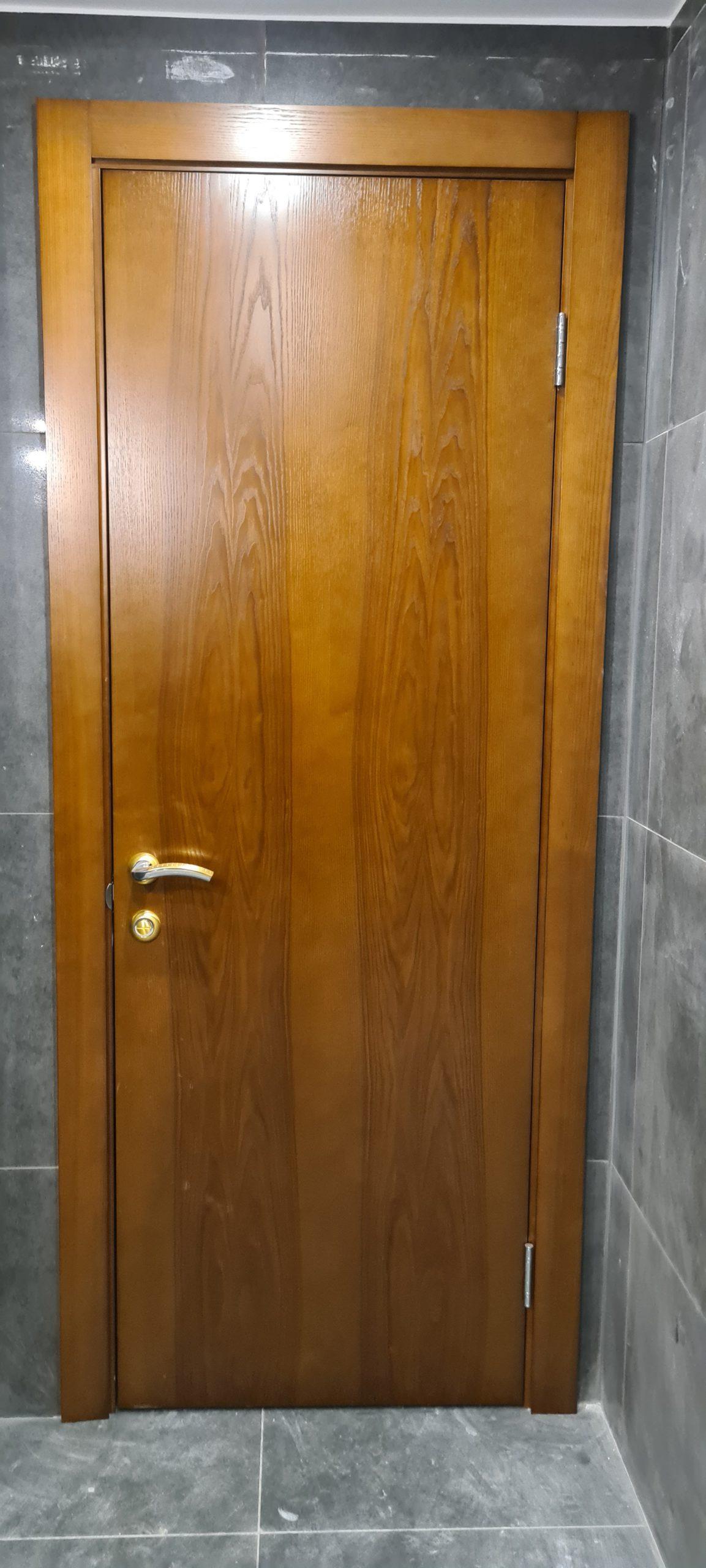 Двери  массив древесины - фото 37