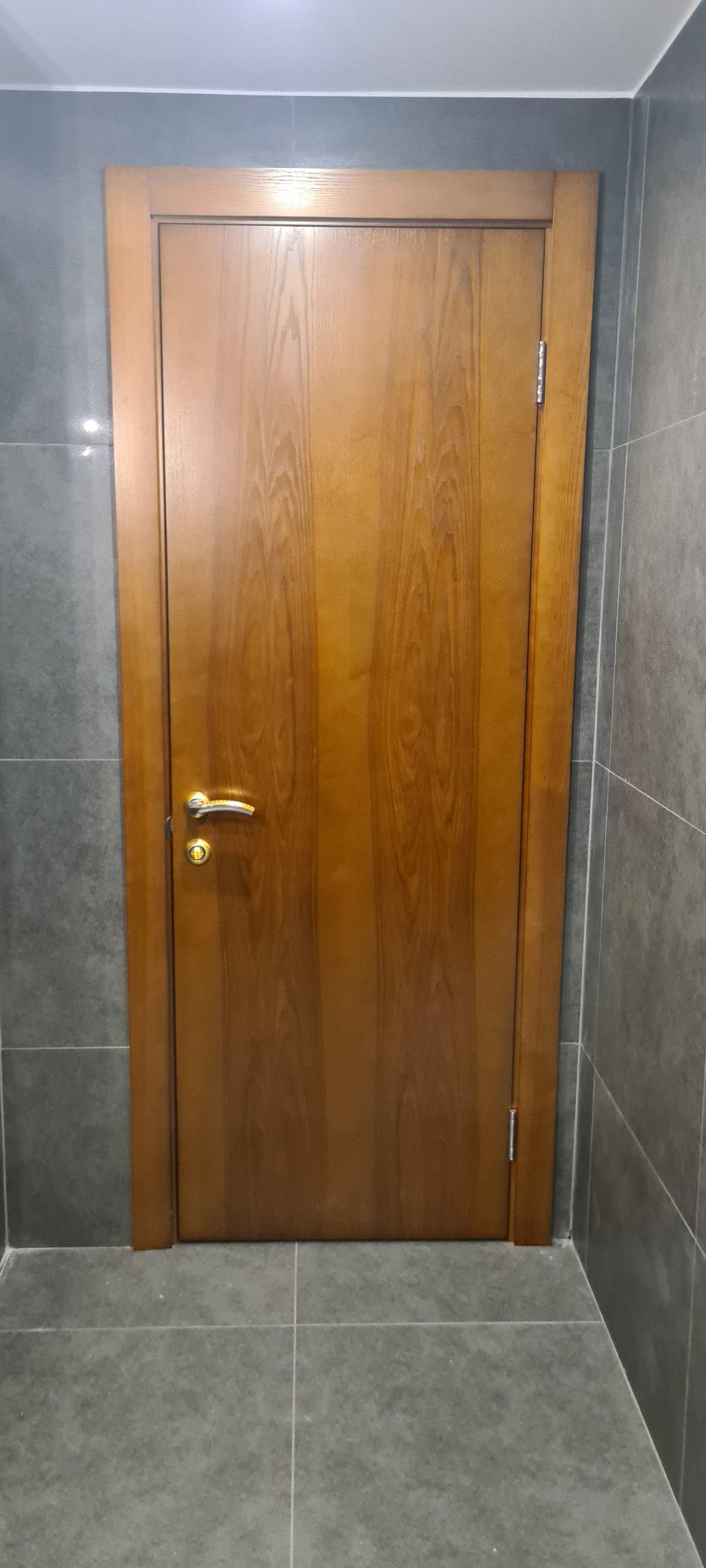 Двери  массив древесины - фото 40