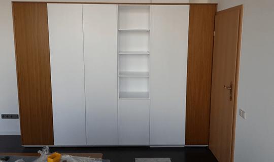 Шкафы - фото 8