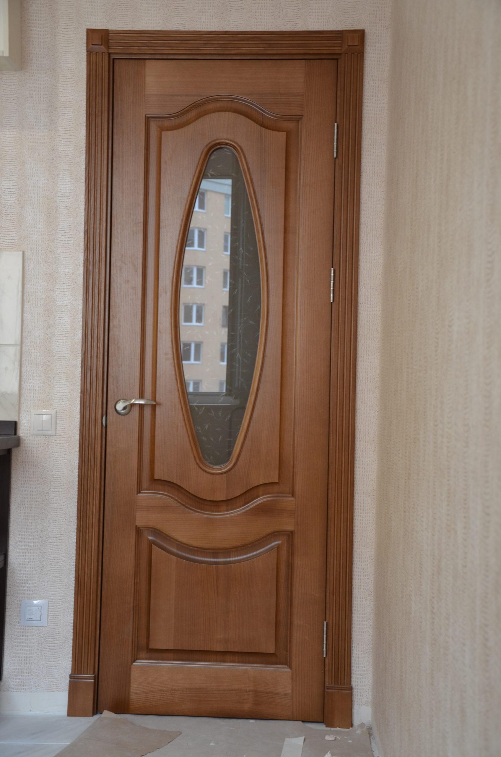 Двери  массив древесины - фото 5