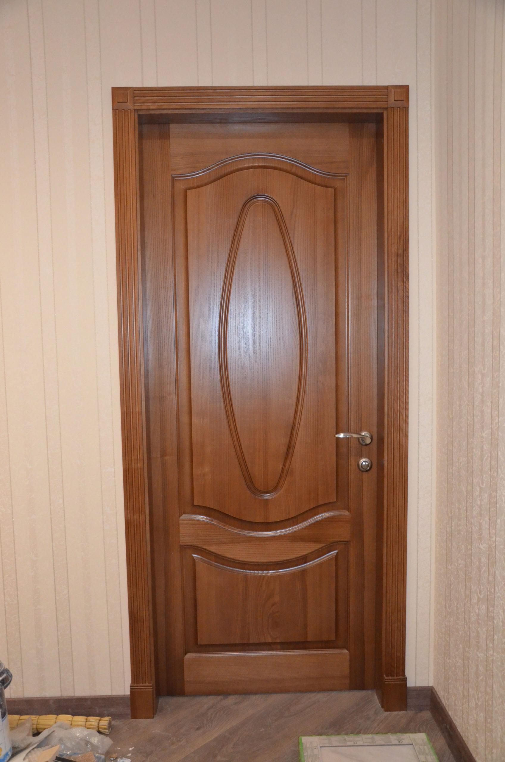 Двери  массив древесины - фото 41