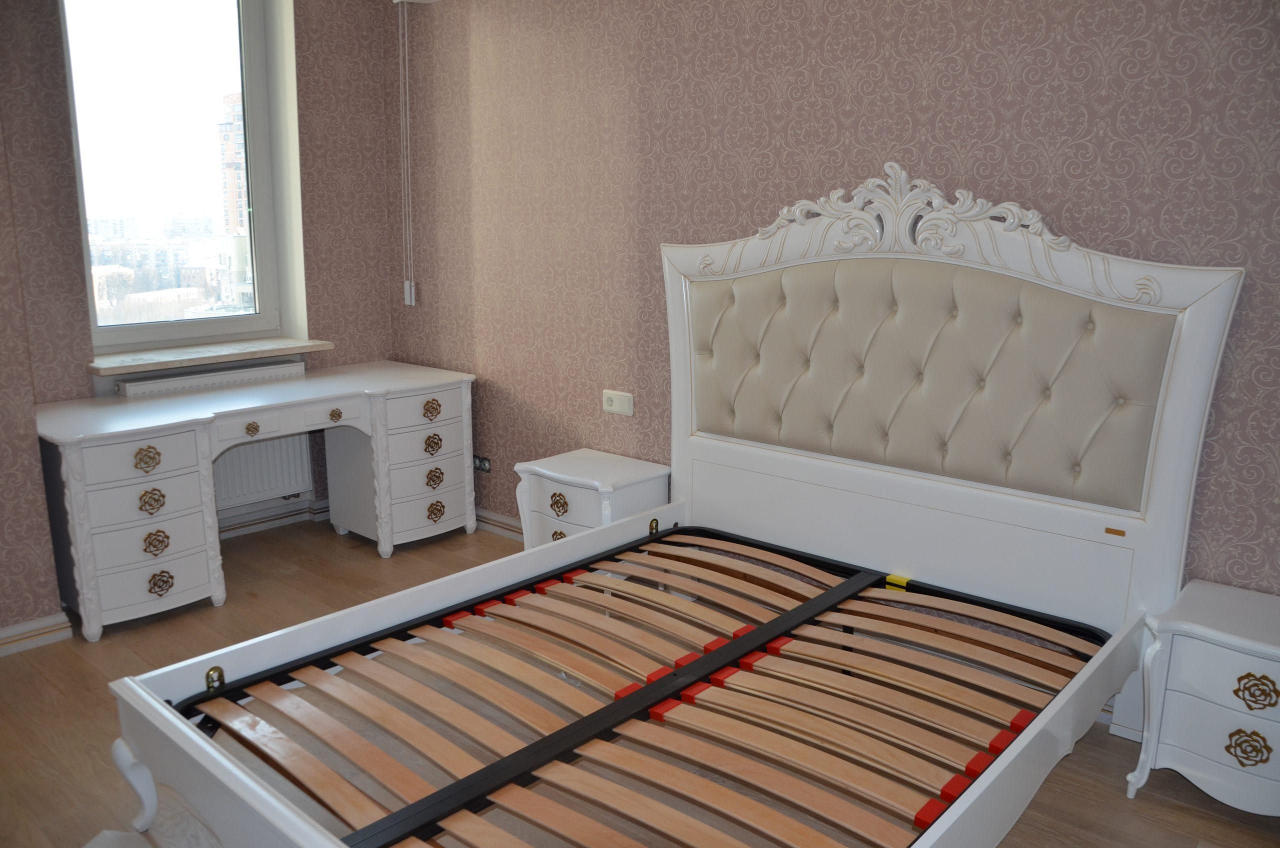 Спальний гарнітур - фото 20