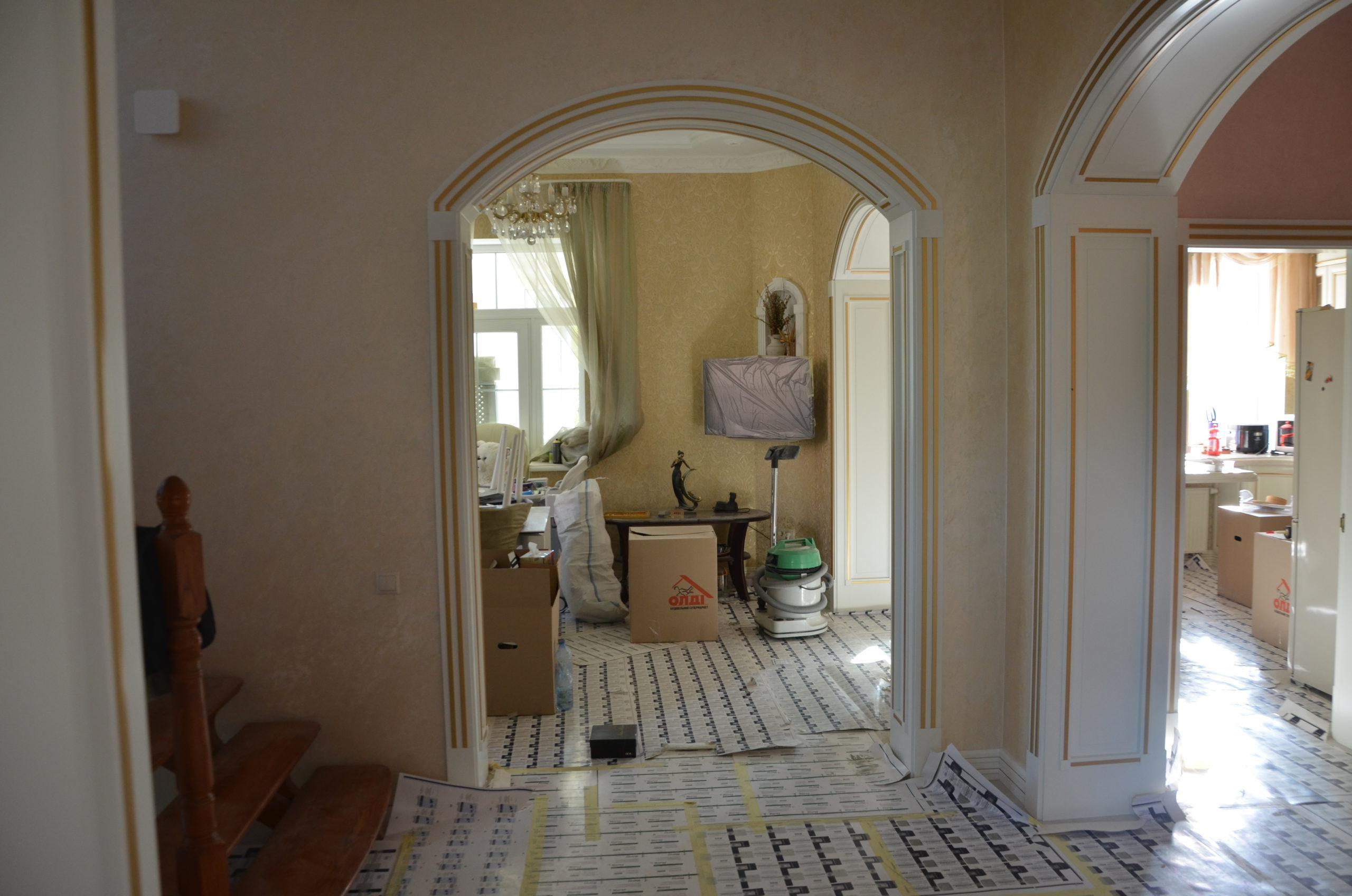 Двери  массив древесины - фото 48