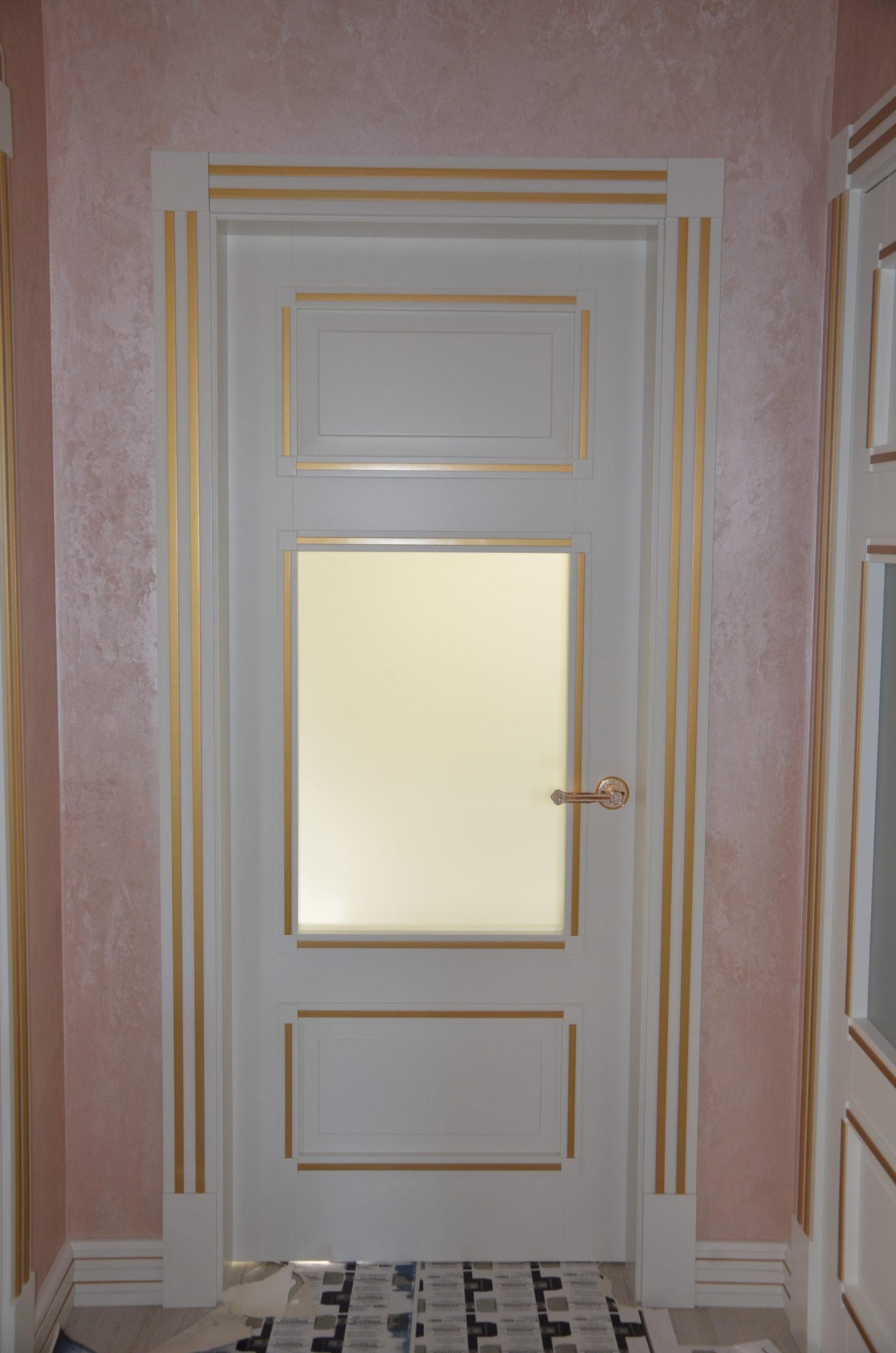 Двери  массив древесины - фото 49