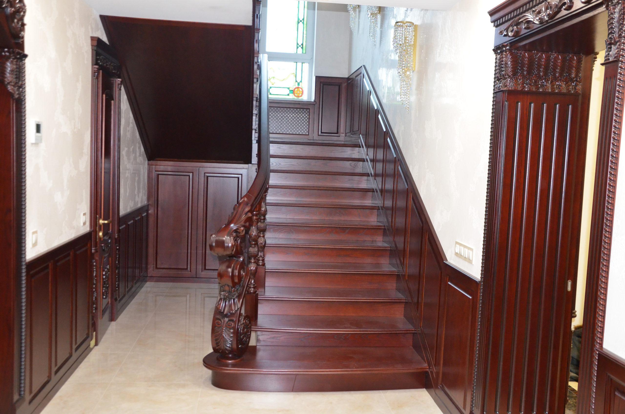 Лестница - фото 22
