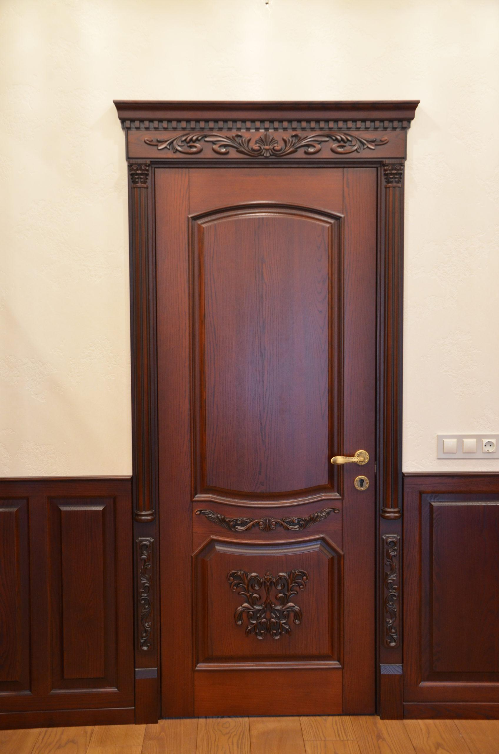Двери на заказ в Киеве