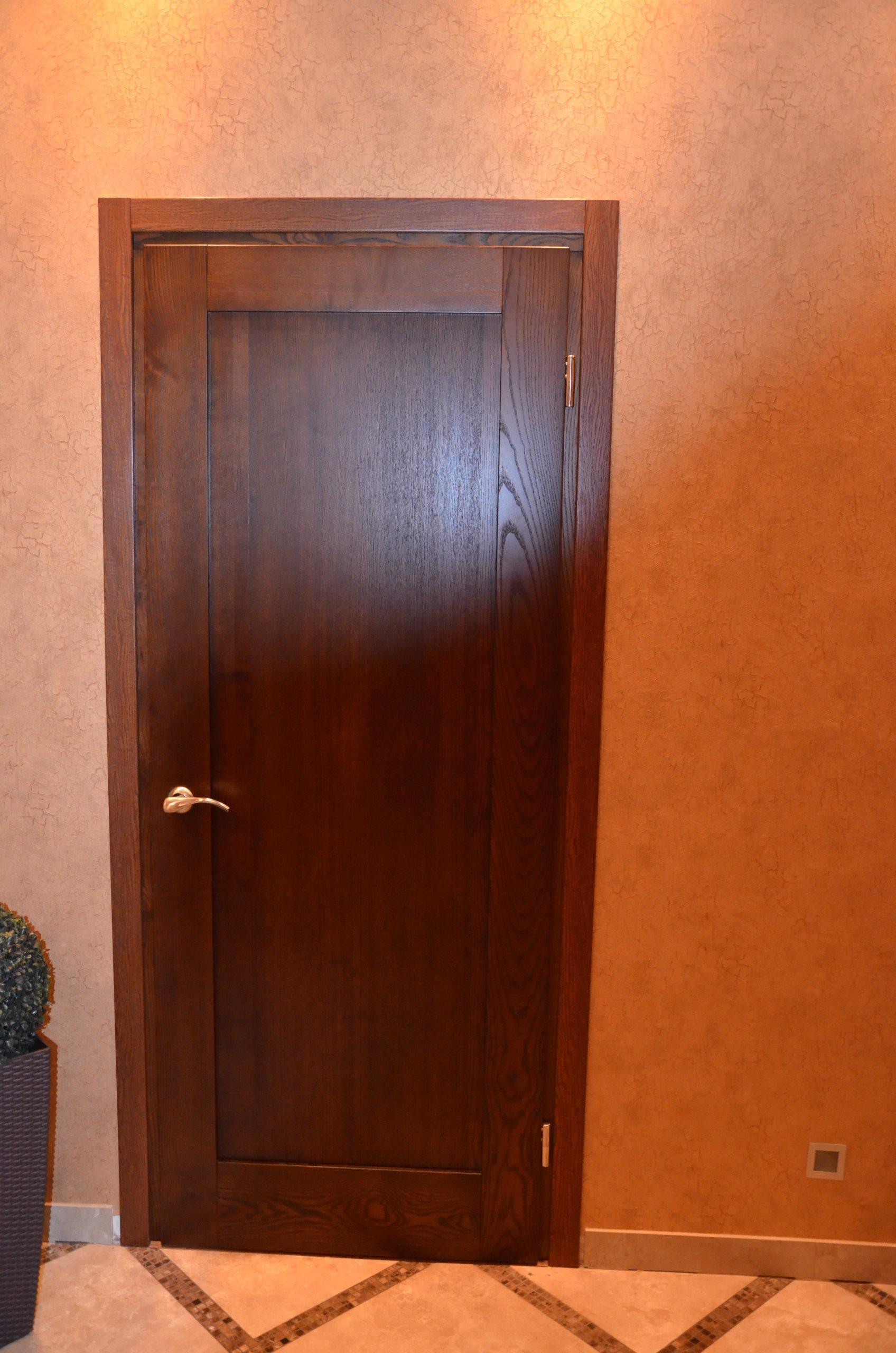 Двери  массив древесины - фото 45
