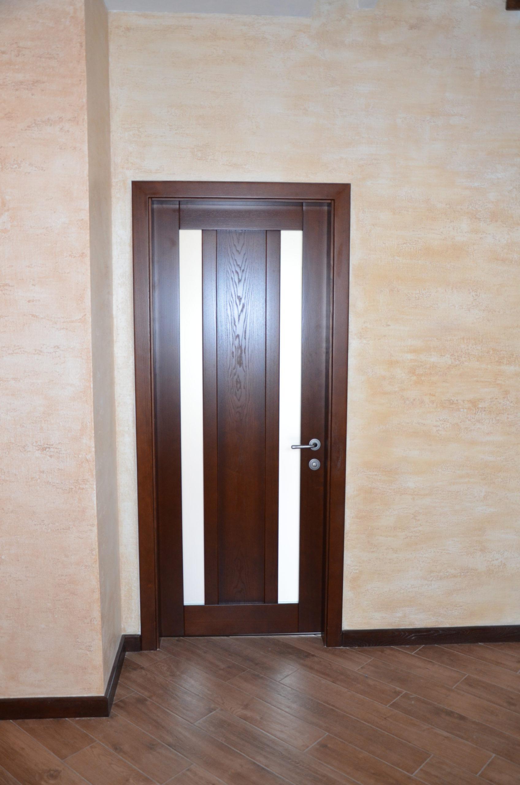Двери  массив древесины - фото 11
