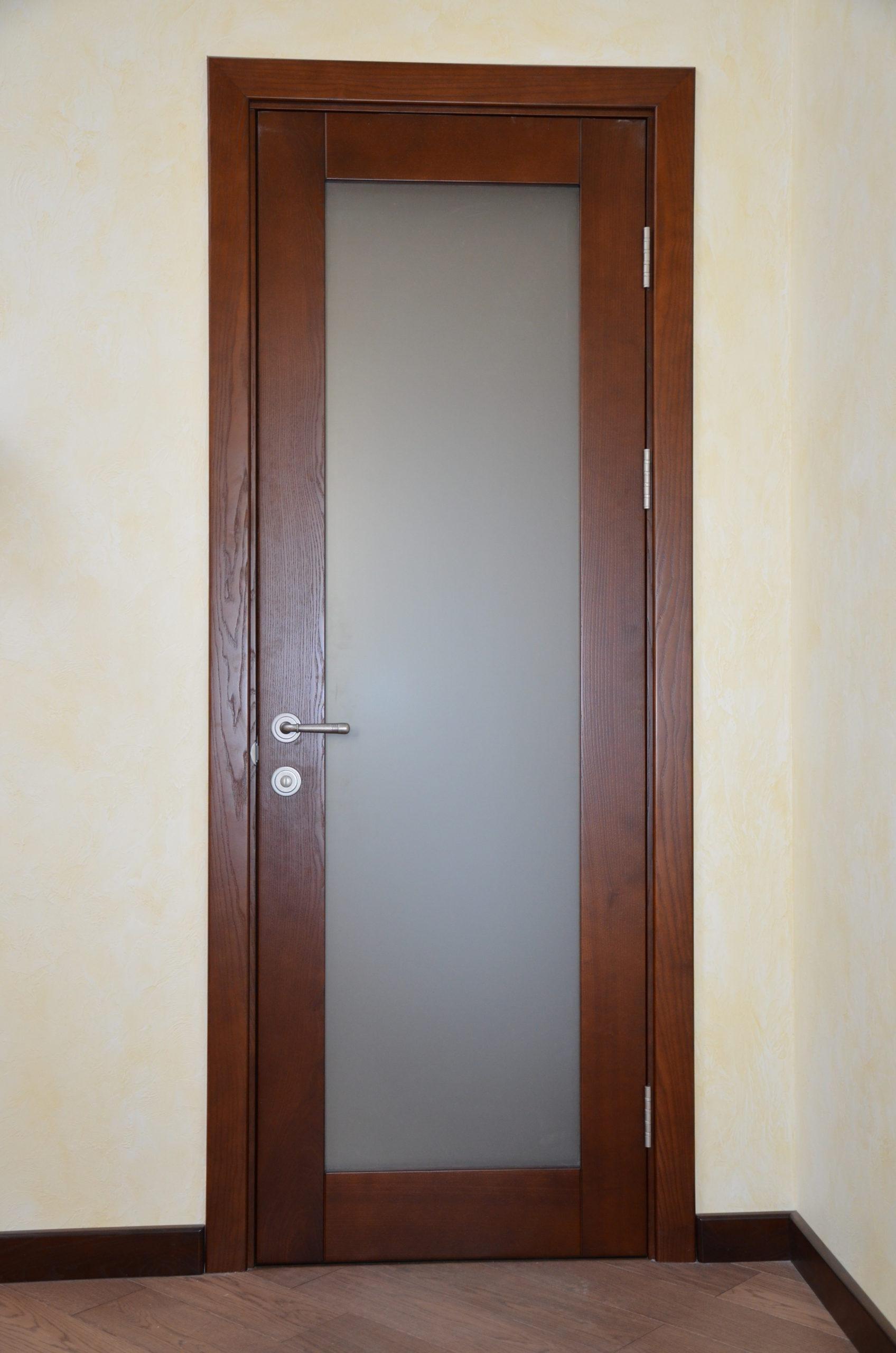 Двери  массив древесины - фото 12