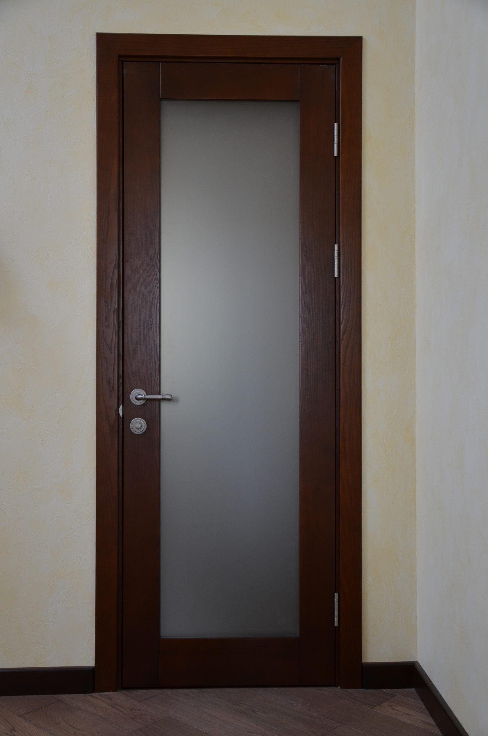 Двери  массив древесины - фото 46