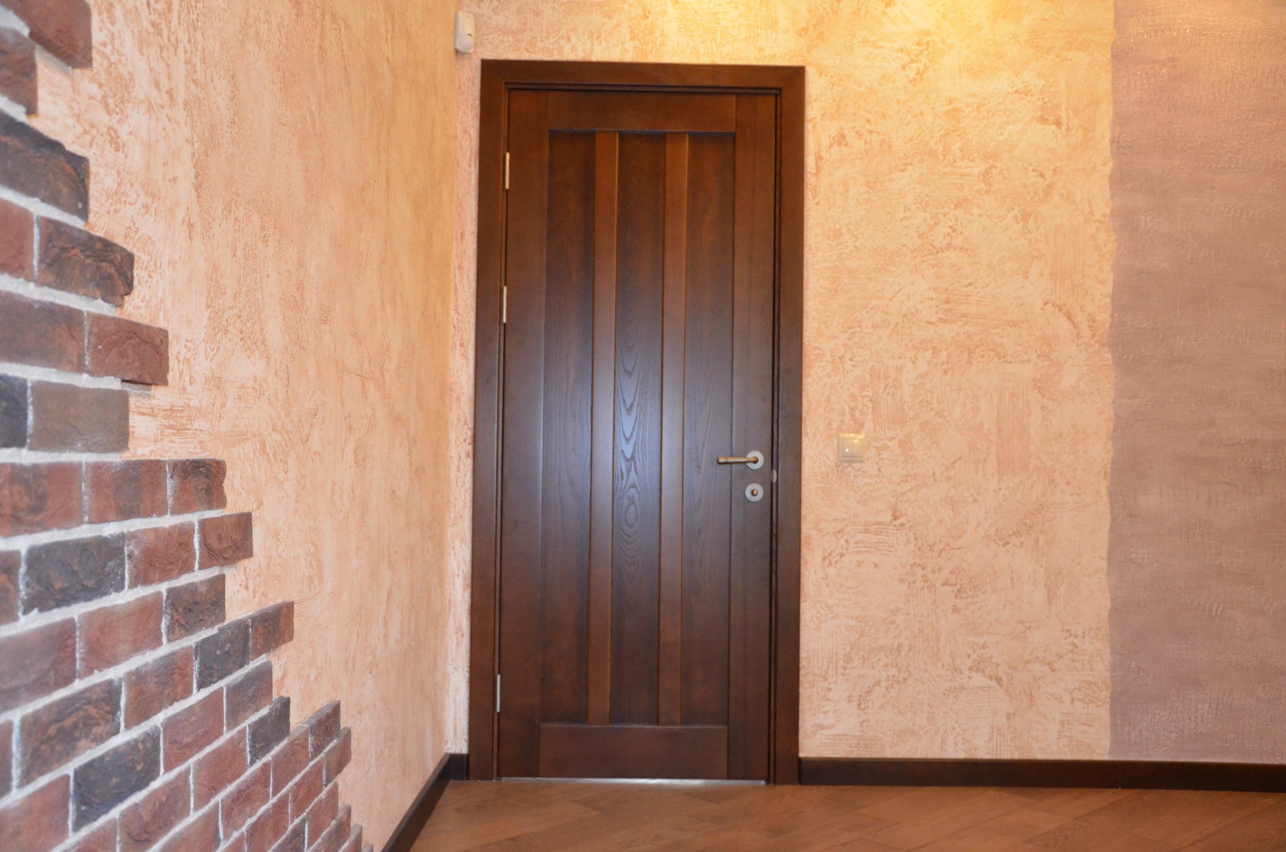 Двери  массив древесины - фото 7