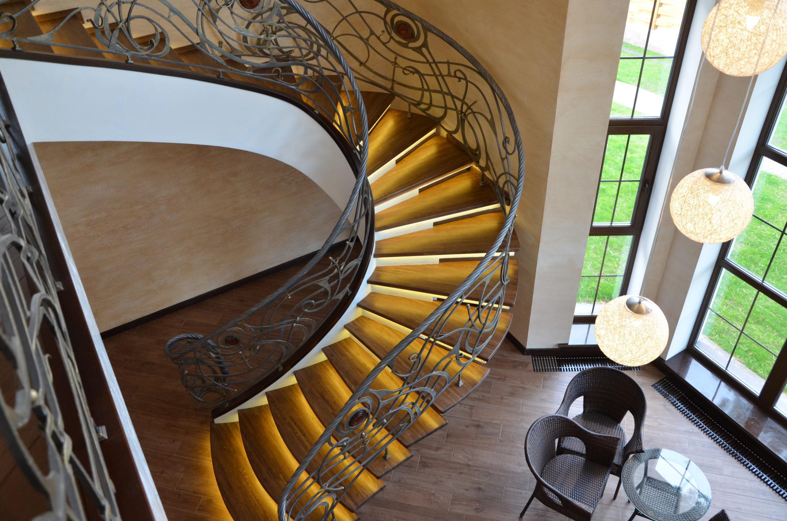 Лестница - фото 5