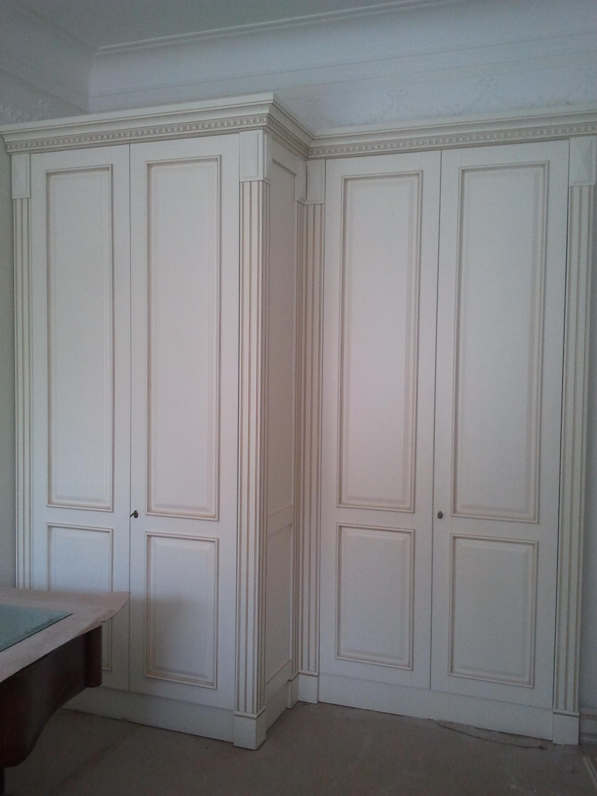 Шкафы - фото 12